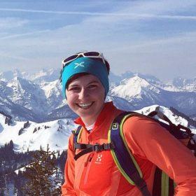 Hannah Kirchhübel Ausbilderin Skiverband Oberland