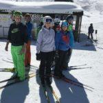 Elementar-Schulung auf Langlaufski - Grundstufe Winter 17/18